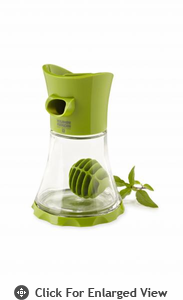 Kuhn Rikon Glass Vase Whisk- Green