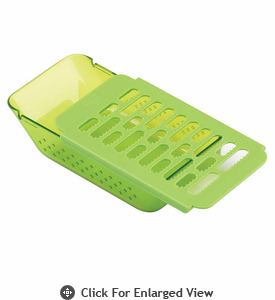 Kuhn Rikon Greater Grater - Green