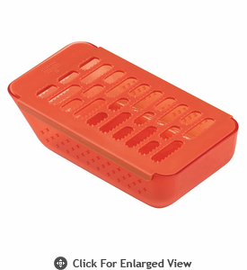 Kuhn Rikon Greater Grater - Red