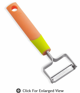 Kuhn Rikon Julienne Peeler w/Two-Toned Handle