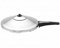 Kuhn Rikon Lid for Duromatic Frypan - 9.5""