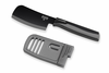 Kuhn Rikon Mini Cheese Cleaver / Prep Knife Graphite