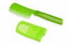 Kuhn Rikon Mini Cheese Cleaver / Prep Knife Green