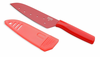 Kuhn Rikon Nonstick Small Santoku Colori Knives