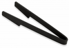 Kuhn Rikon Silicone Chef's Tongs Large Black
