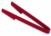 Kuhn Rikon Silicone Chef's Tongs Large Red