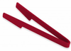 Kuhn Rikon Silicone Chef's Tongs Small Red