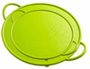 Kuhn Rikon Silicone Splatter Guard Set of Two - Green