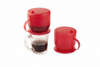 Kuhn Rikon Single Cup Easy Brew - Red