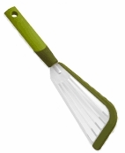 Kuhn Rikon SoftEdge Slotted Spatula Green