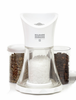 Kuhn Rikon Spice Grinder w/ 3 Containers White