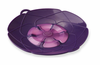 "Kuhn Rikon Spill Stopper Over Boil Protector 10"" Purple"