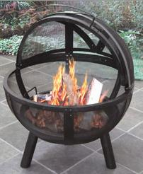 Landmann Ball Of Fire Steel Bowl Fire Pit