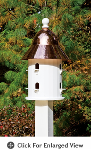 Lazy Hill Farm Bell Bird House