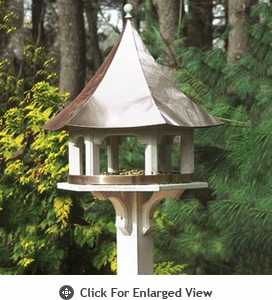 Lazy Hill Farm Carousel Bird Feeder