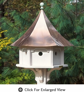 Lazy Hill Farm Carousel House Bird House