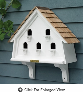 Lazy Hill Farm Flat Bird House