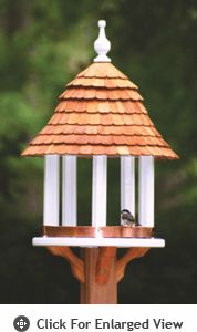 Lazy Hill Farm Lazy Hill Bird Feeder
