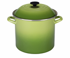 Le Creuset  10 Qt. Enamel on Steel  Stock Pots
