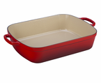 Le Creuset  Cast Iron 7 Qt. Roasters