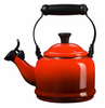 Le Creuset Demi Teakettle - Red