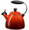Le Creuset  Halo Teakettle Cherry