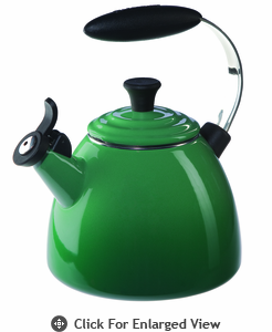 Le Creuset  Halo Teakettle Fennel