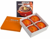 Le Creuset Set of 4 Mini Cocottes w/ Bonus Cookbook