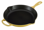 "Le Creuset  Signature 10.25""  Iron Handle Skillets"