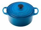 Le Creuset  Signature Cast Iron  2 Qt Round French Ovens