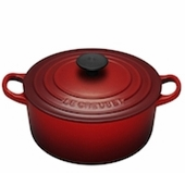 Le Creuset Signature Cast Iron 3.5Qt Round French Ovens
