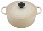 Le Creuset   Signature Cast Iron  9Qt Round French Ovens