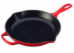 Le Creuset   Signature Iron Handled Skillets