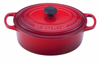 Le Creuset Signature  Oval French Ovens