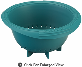 Le Creuset Silicone Berry Colanders