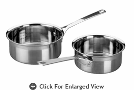 Le Creuset Stainless Steel Measure Pans