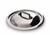 Mauviel M'cook Cast Stainless Steel Lid 12 cm Cast Iron Handle