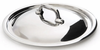 Mauviel M'Cook Cast Stainless Steel Lids