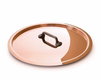 Mauviel  M'h�ritage Copper & Stainless Steel Lids