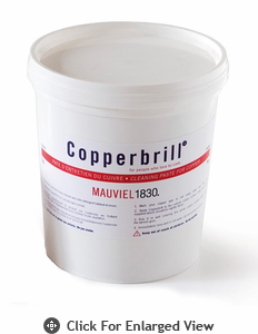 Mauviel M'plus Copperbrill Cleaner 1 Liter