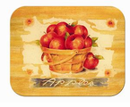 McGowan Mfg   TUFTOP Tempered Glass  Cutting Board  Apple Basket