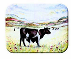 McGowan Mfg  TUFTOP Tempered Glass   Cutting Boards   Cow and Calf