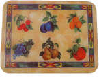 McGowan Mfg  TUFTOP Tempered Glass  Cutting Boards  Orchard Fruit