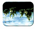 McGowan Mfg  TUFTOP Tempered Glass  Cutting Boards  Wolves