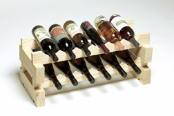 Modularack Wine Rack 12 Bottles (2X6) Out of Stock until April 2014