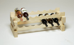 Modularack Wine Rack  14 Bottles 2x7 Out of Stock until April 2014