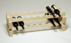 Modularack Wine Rack 16 Bottles (2X8) Out of Stock until April 2014