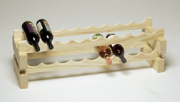 Modularack Wine Rack 20 Bottles (2X10) Out of Stock until April 2014