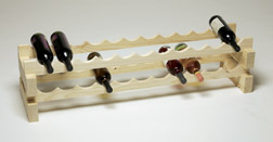 Modularack Wine Rack 22 Bottles (2X11) Out of Stock until April 2014