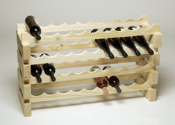 Modularack Wine Rack 36 Bottles (4X9)